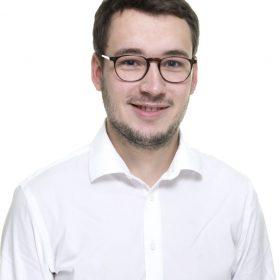 Benjamin, Développeur Web
